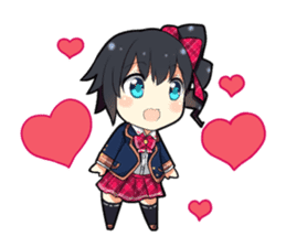 Ki-no_chan sticker #3097187