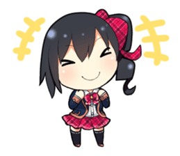 Ki-no_chan sticker #3097201