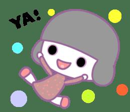 Yaya sticker #3100618