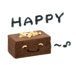 Kakuho Fujii's Funny Candies (Eng) sticker #3101787