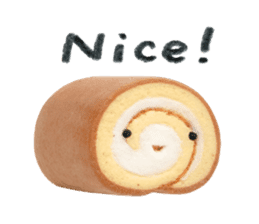 Kakuho Fujii's Funny Candies (Eng) sticker #3101791