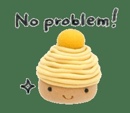 Kakuho Fujii's Funny Candies (Eng) sticker #3101799