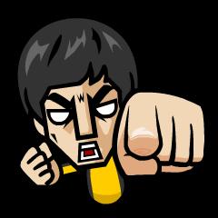 Master Kung-Fu Finger