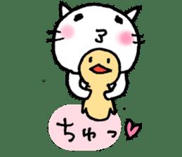 KISS KISS ANIMALS sticker #3116714