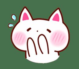 LOVE LOVE Cat Sticker sticker #3117930