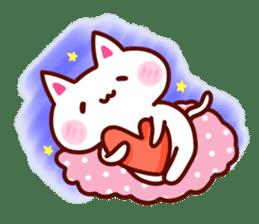 LOVE LOVE Cat Sticker sticker #3117945