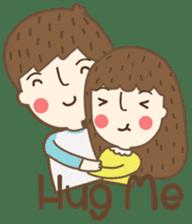 Friday a little boy sticker #3123050