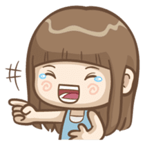 Misa's daily life sticker #3123875