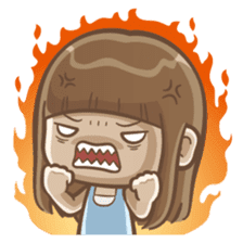 Misa's daily life sticker #3123888