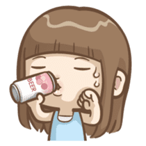 Misa's daily life sticker #3123889