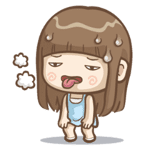 Misa's daily life sticker #3123891