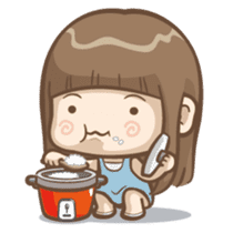 Misa's daily life sticker #3123900