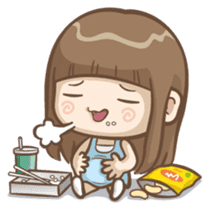 Misa's daily life sticker #3123901
