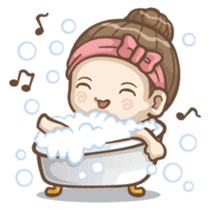 Misa's daily life sticker #3123902