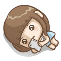 Misa's daily life sticker #3123904