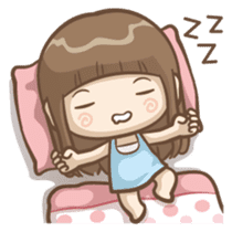 Misa's daily life sticker #3123906