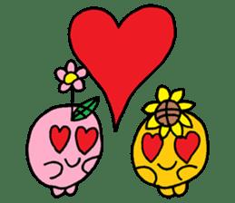 Hana & Sunny sticker #3126194