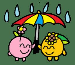 Hana & Sunny sticker #3126195