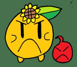 Hana & Sunny sticker #3126207