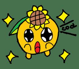 Hana & Sunny sticker #3126219