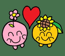Hana & Sunny sticker #3126225
