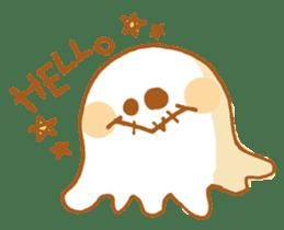 Little ghost! sticker #3128427