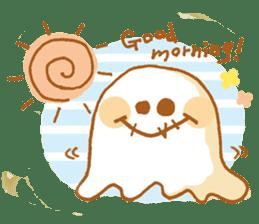 Little ghost! sticker #3128433