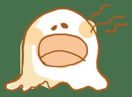Little ghost! sticker #3128435