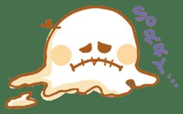 Little ghost! sticker #3128440