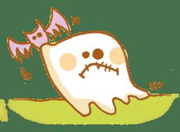 Little ghost! sticker #3128442