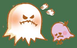Little ghost! sticker #3128447