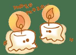 Little ghost! sticker #3128450