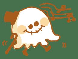 Little ghost! sticker #3128451