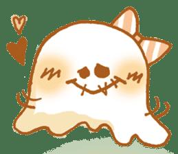 Little ghost! sticker #3128457
