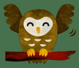 COLLAGE vol.1 -birds- sticker #3131109