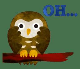 COLLAGE vol.1 -birds- sticker #3131111