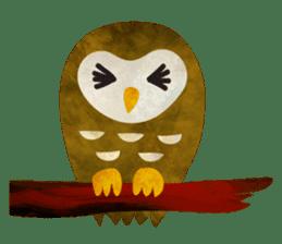COLLAGE vol.1 -birds- sticker #3131112