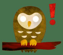 COLLAGE vol.1 -birds- sticker #3131114