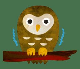 COLLAGE vol.1 -birds- sticker #3131115