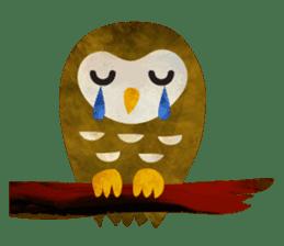 COLLAGE vol.1 -birds- sticker #3131117