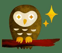 COLLAGE vol.1 -birds- sticker #3131120
