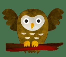 COLLAGE vol.1 -birds- sticker #3131121
