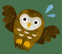 COLLAGE vol.1 -birds- sticker #3131122