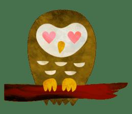 COLLAGE vol.1 -birds- sticker #3131123