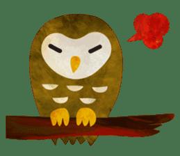COLLAGE vol.1 -birds- sticker #3131124