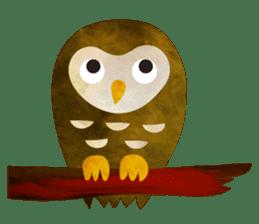 COLLAGE vol.1 -birds- sticker #3131126