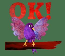 COLLAGE vol.1 -birds- sticker #3131131
