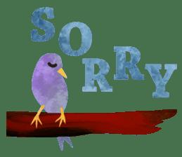 COLLAGE vol.1 -birds- sticker #3131134