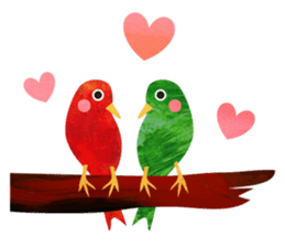 COLLAGE vol.1 -birds- sticker #3131135