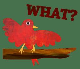 COLLAGE vol.1 -birds- sticker #3131138